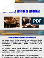Auditoria de Gestion de Seguridad
