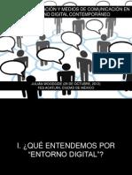 Woodside, Julián - Cultura, información y medios de comunicación digitales (FES Acatlán, 29 de octubre, 2013)