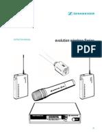 100 Radio Mic Manual