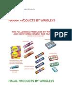 Halal Food List | Doughnut | Cakes