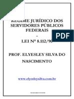 17 - regime jurídico dos servidores públicos federais
