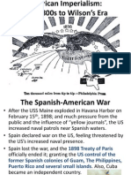 american imperialism wrap-up