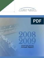 FATF ◊ GAFI. Annual Report 2008 - 2009.