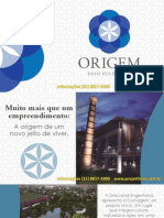 ORIGEM OÁSIS RESIDENCIAL TEL 8817-5000