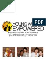 2014 Sponsorship Letter Y-WE.doc