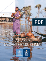 Atlas santé. environnement 2013 ONU OMS