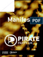 pirate party manifesto