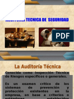 Auditoria Tecnica de Seguridad