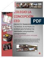 Pileo Concepcionista Libro 2013