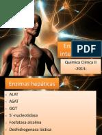 Clase 2 - Enzimología clínica parte 2