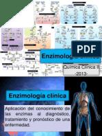 Clase 1 - Enzimología clínica