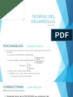 TEORÍAS DEL DESARROLLO