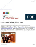 Syria Transition Roadmap Advocacy Update | SCPSS.pdf