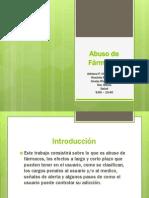 Abuso de Fármacos - Salud II.pptx