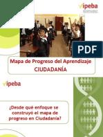 Mapas Progreso Ciudadania Ipeba