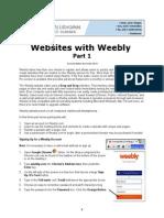 part1 websiteswithweebly