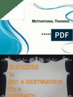 Success Presentation.
