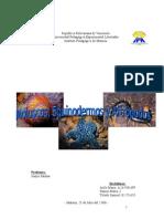 Equinodermos Moluscos y Artropodos