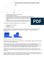 Recommended Procedures And Methods For Design of Subsea Flanges.docx
