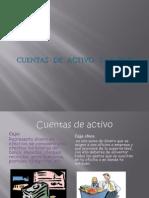 Cuentas de Activo y Pasivo