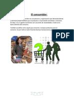 Trabajo de Mercadeo 1 El Consumidor Original