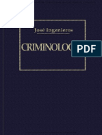 Ingenieros, Jose - Criminologia