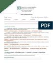Plan Diario Sugerido - Matemáticas