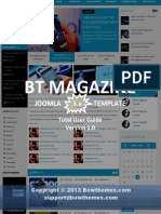 Joomla Template Tutorial for Joomla 3.X