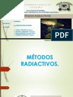 MÉTODOS RADIACTIVOS - FINAL