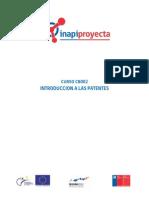 Introduccion a Las Patentes 2013