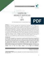 Creacion de Bienes y Servicios y FQD