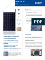 Panel Solar Policrist