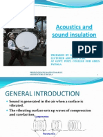 31-10-12 Edu Set Sound Insulation & Acoustics