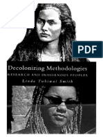 LindaSmith Decolonizing Methodologies