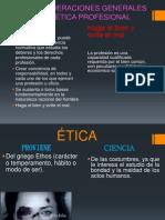 4.1 y 4.11 etica