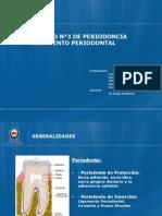03 - Ligamento Periodontal