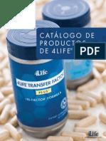 Catálogo de Productos de 4Life