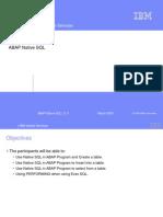 Chapter 11_ABAP Native SQL.ppt