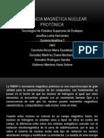 Resonancia magnetica nuclear protonica.pptx