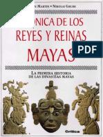 93953928 Simon Martin Nikolai Grube Cronica de Los Reyes y Reinas Mayas La Primera Historia de Las Dinastias Mayas