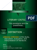 LITERARY CRITICISM.ppt