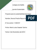 Proyecto Individual Sustentable