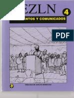 EZLN Documentos y Comunicados IV