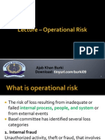Operational Risk Chapter 1