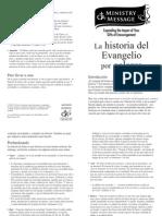 La Historia Del Vangelio Por Colores