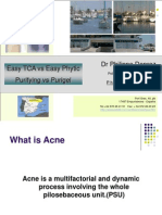 Acne Vc Comedogenesis and Treatment
