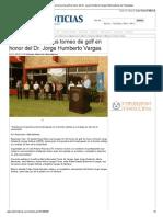 11-11-2013 'Inaugura Pepe Elías torneo de golf en honor del Dr Jorge Humberto Vargas'