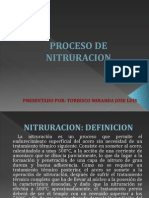 Proceso de Nitruracion