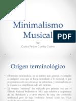 Minimalismo Musical