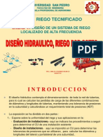 Diseño Hidraulico